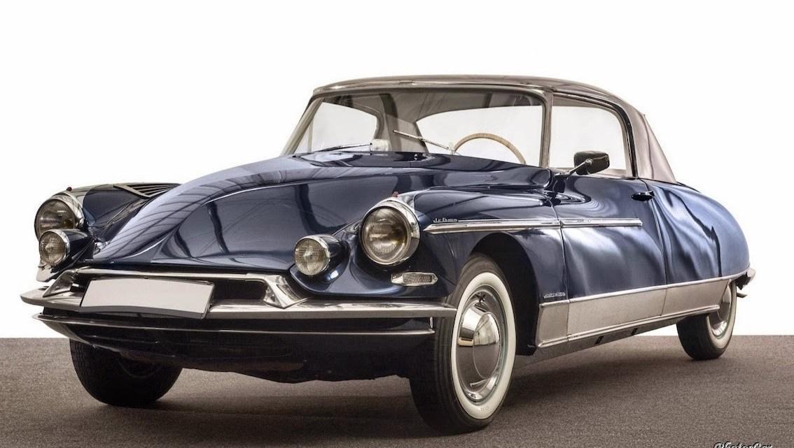 """Citroen DS """"Le Dandy"""" Coupe by Chapron 1960-65 Série 1 et 2: Photoscar"""