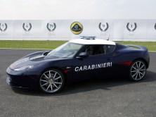 2011 Lotus Evora S Carabinieri