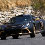 2012 Lotus Exige R GT Black Gold
