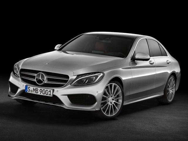 Mercedes-AMG C250 Line W205 2014