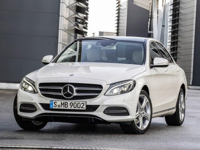 Mercedes C250 Bluetec W205 2014