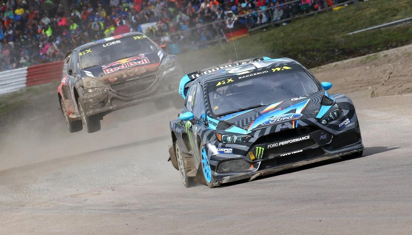 2016 Rallycross Championship World FIA