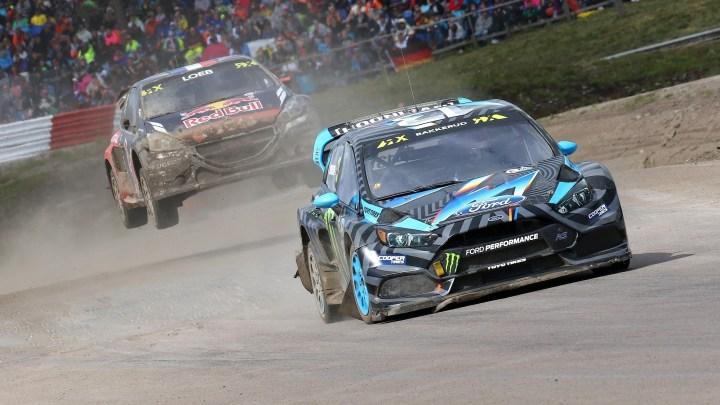 Rallycross Championship World FIA : Présentation du Rallycross WRX