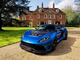 2017 Lotus Exige Cup 380