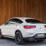 2018 Mercedes GLC63 S AMG Coupe