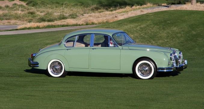 1961 Jaguar MKII
