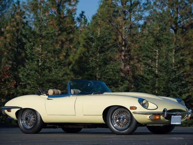 1968 Jaguar E-Type Roadster Series II
