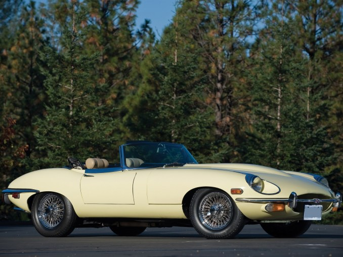 1968 Jaguar E-Type Roadster Series II
