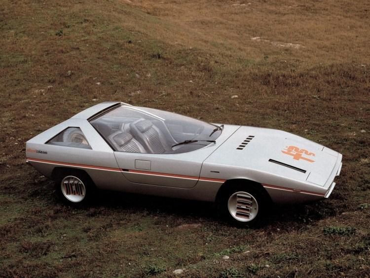 Italdesign Caimano 1971