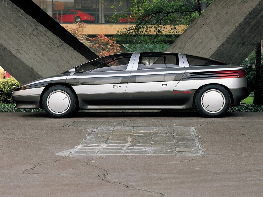 1986 Italdesign Oldsmobile Incas Concept
