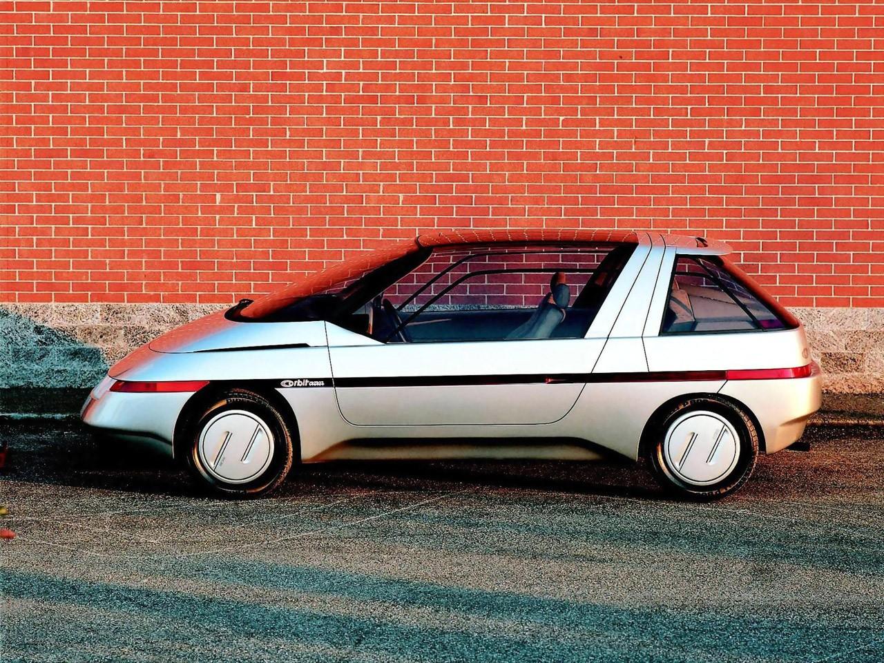 1986 Italdesign Orbit Prototype