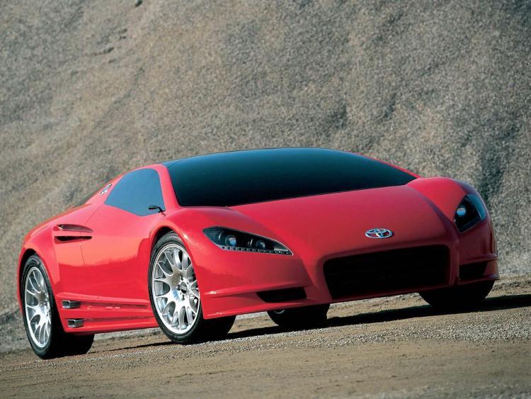 Italdesign 2004 - Toyota Volta