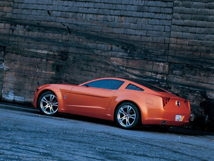 Italdesign 2006 - Mustang