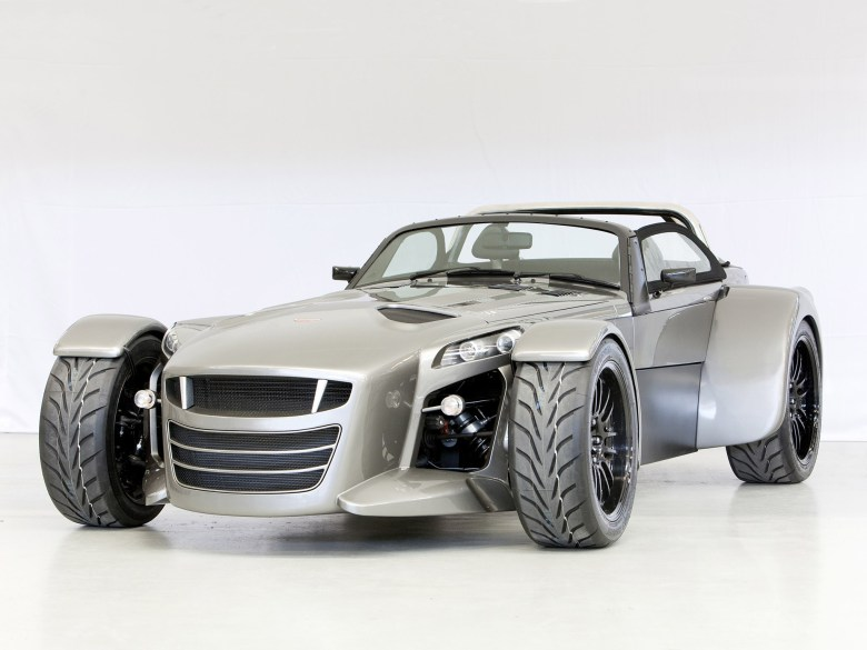 2011 Donkervoort D8 GTO