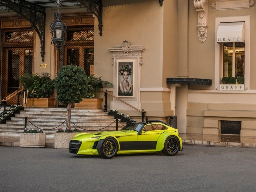 2017 Donkervoort D8 GTO RS