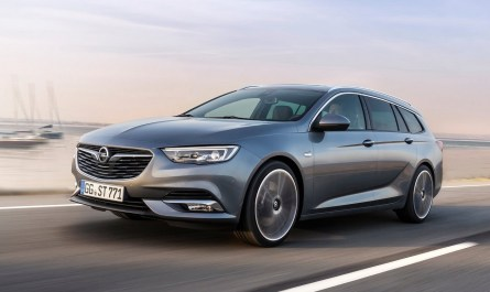 2018 Opel Insignia Sports Tourer