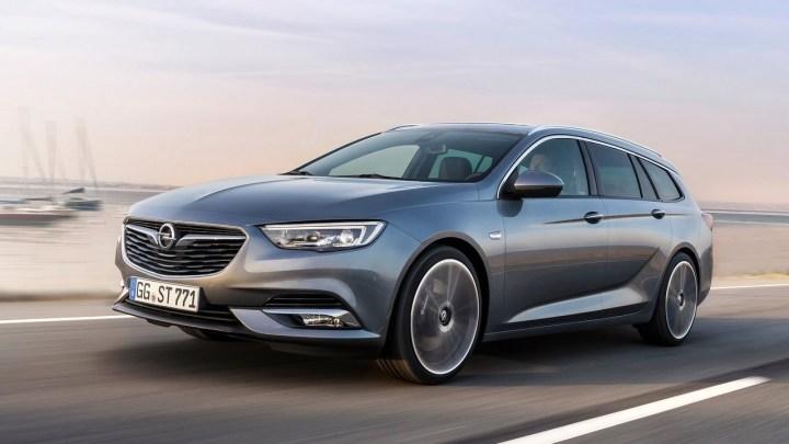 Opel Insignia Sports Tourer 2018 : Ses lignes épurées élégantes et équilibrées