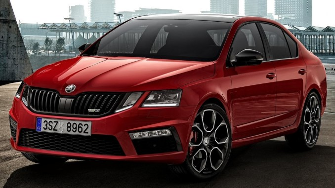 skoda octavia rs 245 2018 avec un moteur de 245 ch photoscar. Black Bedroom Furniture Sets. Home Design Ideas