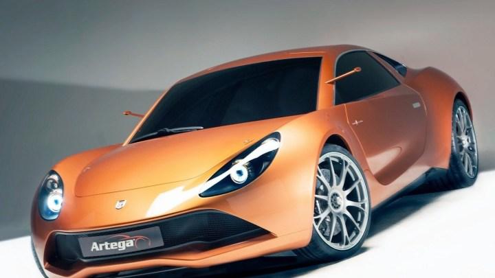 Artega Scalo Superelletra Concept 2017 – Nouvelle voiture électrique
