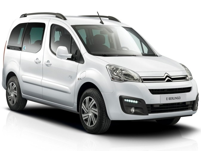 2017 Citroen E-Berlingo Multispace