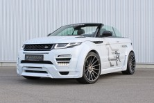 2017 Hamann Evoque Convertible