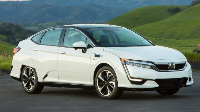 honda clarity fuel cell 2017 a pile combustible hydrog ne photoscar. Black Bedroom Furniture Sets. Home Design Ideas