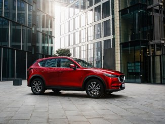 2017 Mazda CX-5 EU Version