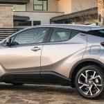 2018 Toyota C-HR Version US