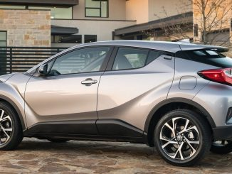 2018 Toyota C-HR Version US