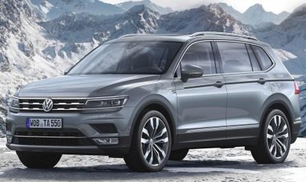 Volkswagen Tiguan Allspace 2018