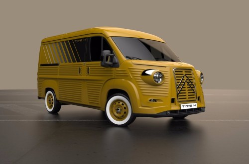 2017 Citroen Type H 70th Anniversary