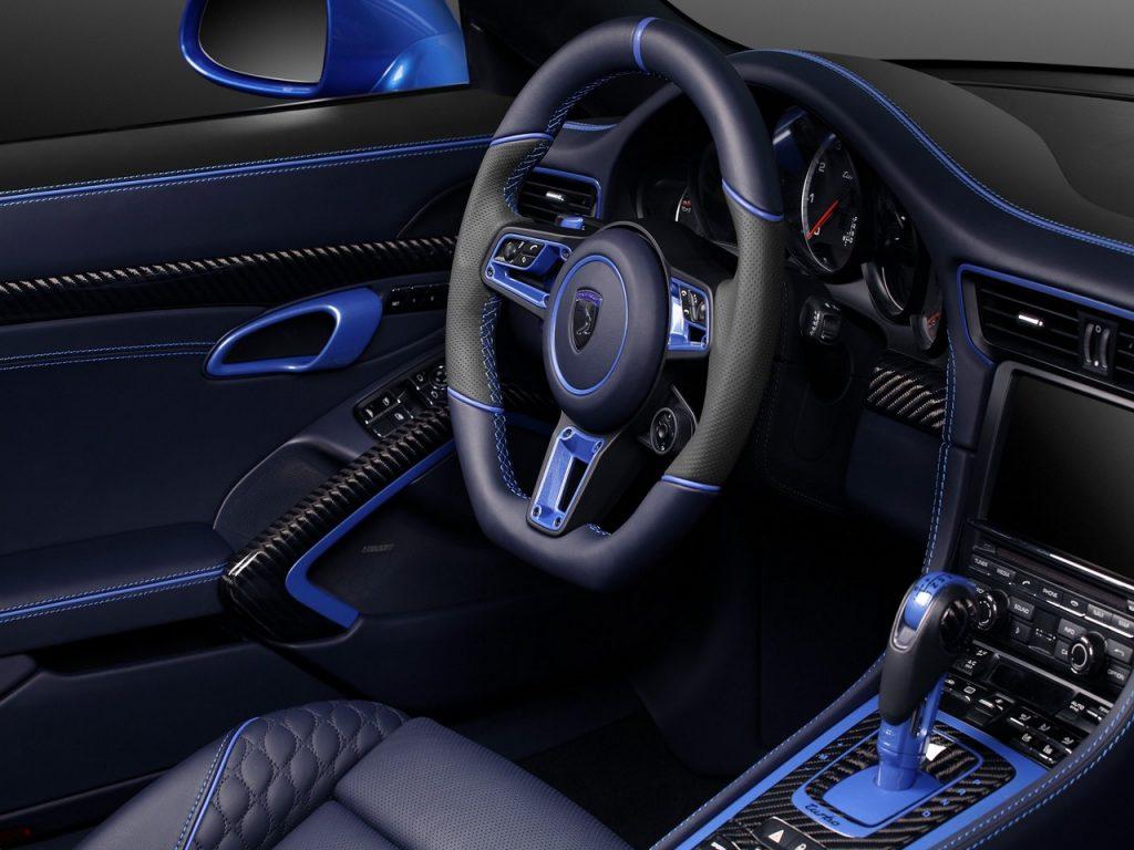 2017 Porsche 991 Stinger GTR gen 2 Cabriolet Topcar
