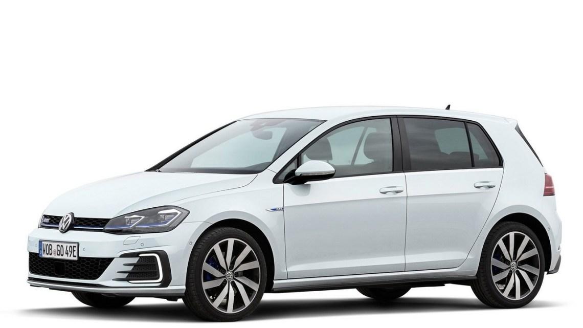 Volkswagen Golf GTE 2017 10 % moins cher que la version précédente.
