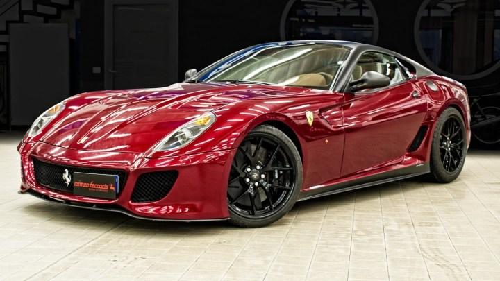 La Ferrari 599 GTO de Romeo Ferraris affiche 710 chevaux