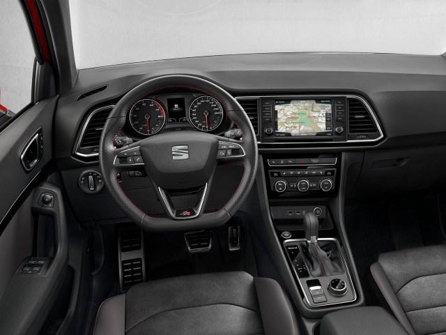 2018 Seat Ateca FR