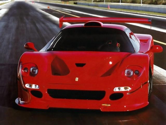 Ferrari F50 GT1 1996