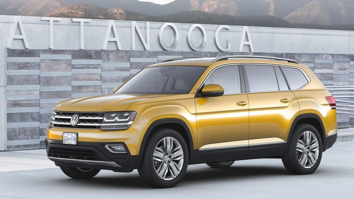Volkswagen Atlas 2018 arrive dans le segment des gros VUS