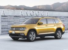 Volkswagen Atlas 2018 - 04