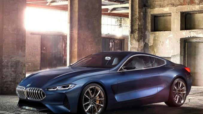 2017 BMW 8 Series Concept