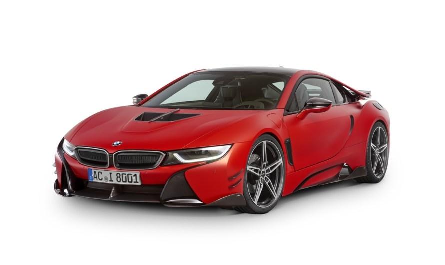 BMW i8 2017 by AC Schnitzer – Une BMW i8 hybride tuner – Photoscar