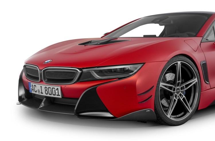 2017 BMW i8 - AC Schnitzer