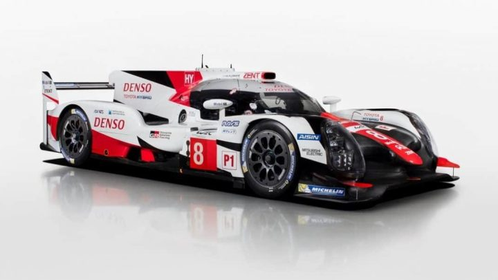 Toyota TS050 Hybrid 2017: Moteur à essence 2.4 V6 bi-turbo à injection directe