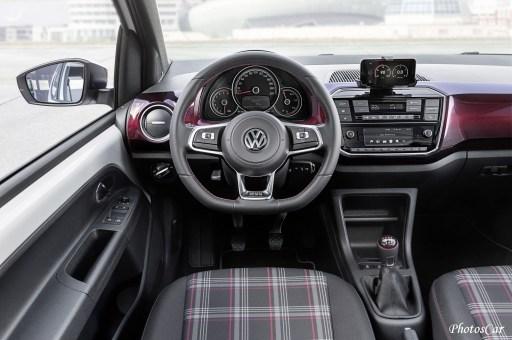 2017 Volkswagen UP GTI Concept