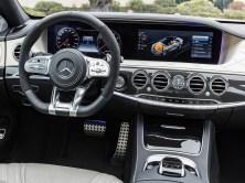 2018 Mercedes Benz S63 AMG