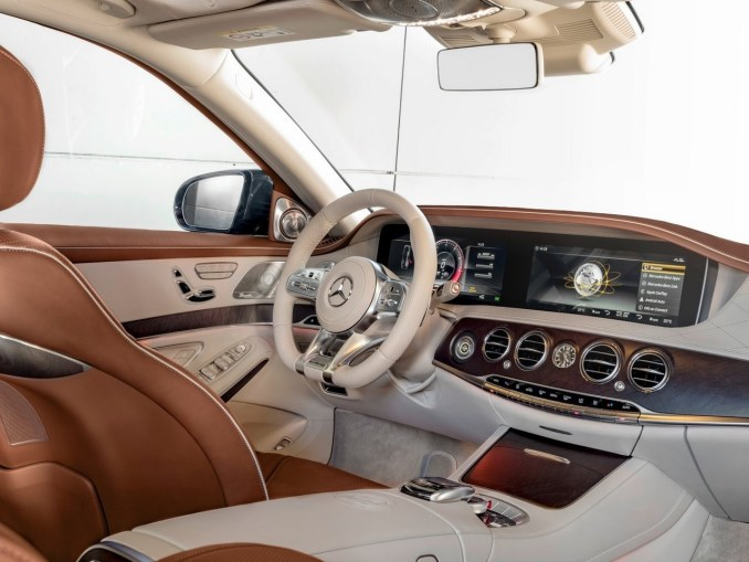 2018 Mercedes Benz S65 AMG