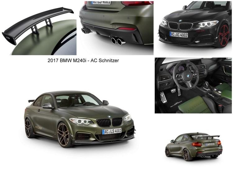 BMW M240i - AC Schnitzer 2017