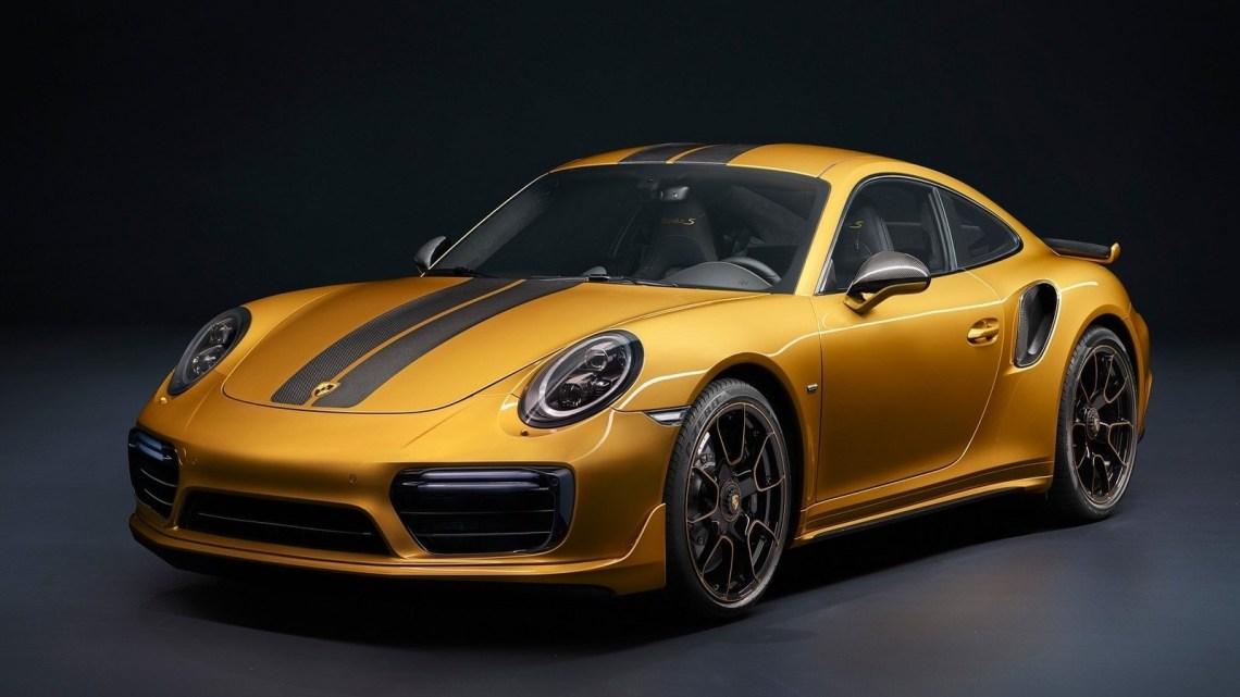 Porsche 911 Turbo S Series Exclusive 2017 – La plus puissant jamais construit