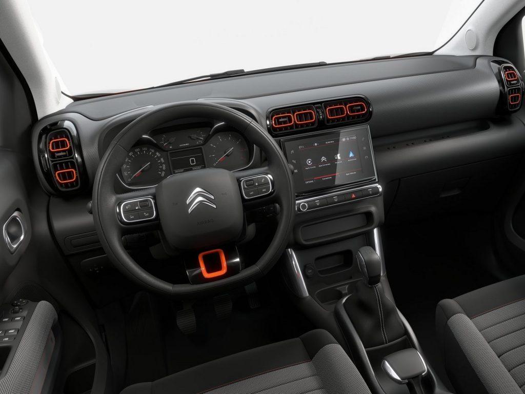 Citroen C3 Aircross 2018