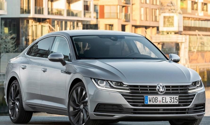 Volkswagen Arteon 2018 – Une Finition Elegance et R-Line