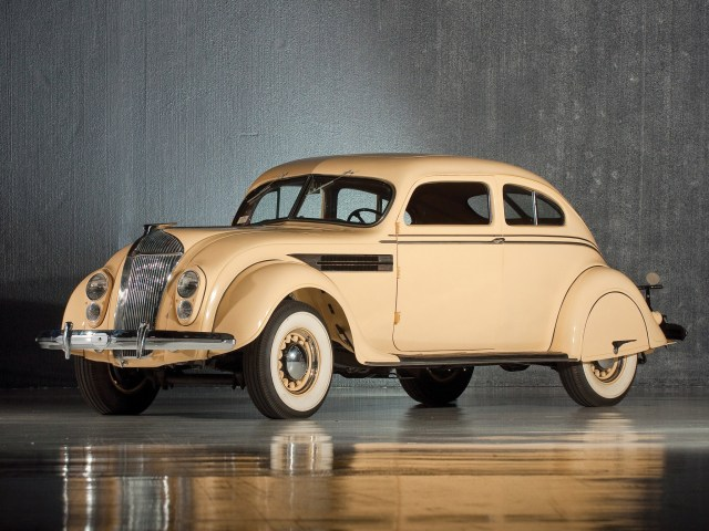 Chrysler Imperial Airflow Coupe 1936